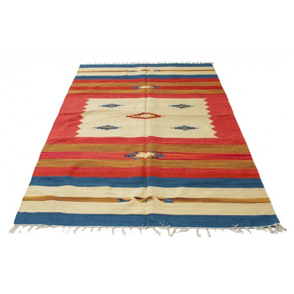 Rongyszőnyeg / kilim szőnyeg indiai Kilim 140 X 200 (SOLD)