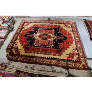 Nagyméretű szőnyeg Caucasian 472 X 605  gyapjú szőnyeg
