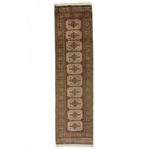 Futószőnyeg Jaldar 78x287 kézi csomózású gyapjú szőnyeg