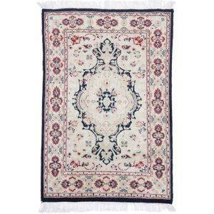 Kézi csomózású perzsa szőnyeg Isfahan 75x120 nappali szőnyeg