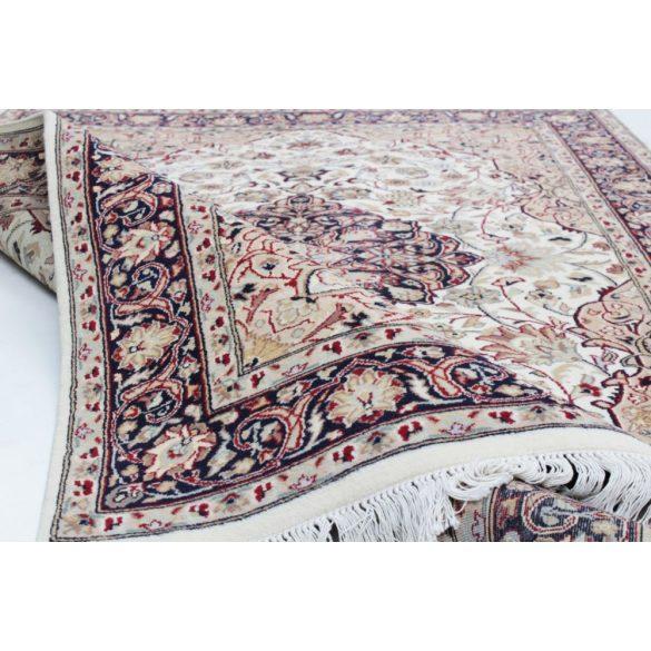 Perzsa szőnyeg Kashan 128 X 193 kézi csomózású perzsa szőnyeg