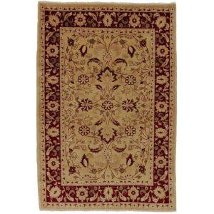 Ziegler perzsa szőnyeg (Premium) 122x182 kézi csomózású gyapjú szőnyeg