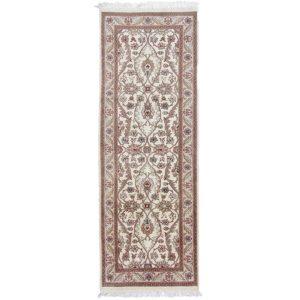 Futószőnyeg Kerman 64x188 kézi csomózású perzsa szőnyeg