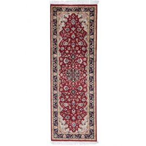 Futószőnyeg Isfahan 63x192 kézi csomózású perzsa szőnyeg