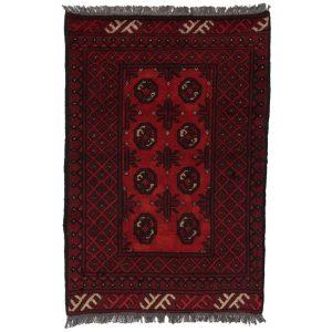 Gyapjú szőnyeg Aqchai 74 X 112 kézi csomózású szőnyeg
