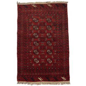 Gyapjú szőnyeg Aqchai 113 X 75 kézi csomózású szőnyeg