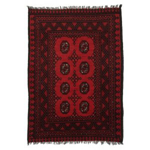 Gyapjú szőnyeg Aqchai 79x112 kézi csomózású szőnyeg