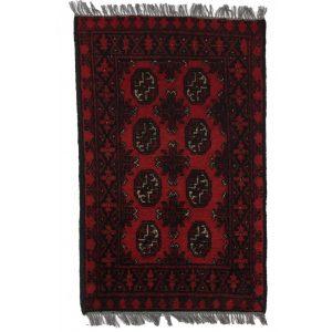 Gyapjú szőnyeg Aqchai 70 X 112 kézi csomózású szőnyeg