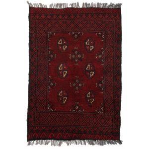 Gyapjú szőnyeg Aqchai 78 X 112 kézi csomózású szőnyeg