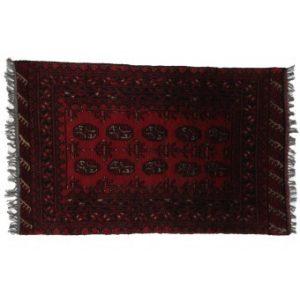 Gyapjú szőnyeg Aqchai 71 X 119 kézi csomózású szőnyeg