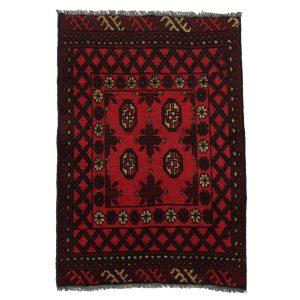 Gyapjú szőnyeg Aqchai 75 X 107 kézi csomózású szőnyeg