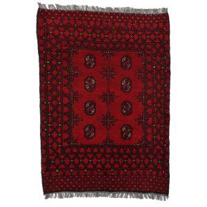 Gyapjú szőnyeg Aqchai 79 X 111 kézi csomózású szőnyeg