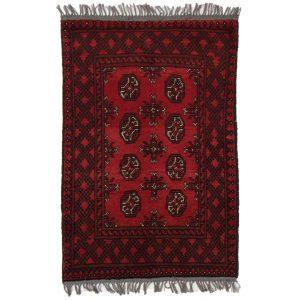 Gyapjú szőnyeg Aqchai 78x116 kézi csomózású szőnyeg