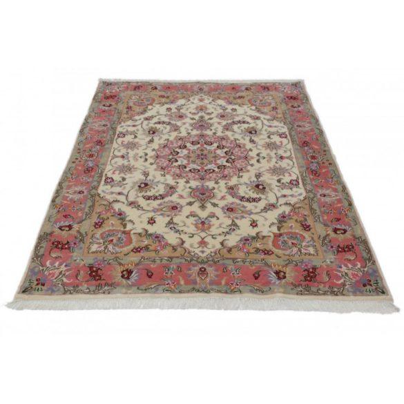 Perzsa szőnyeg Tabriz Mashad 134 X 210  kézi csomózású perzsa szőnyeg