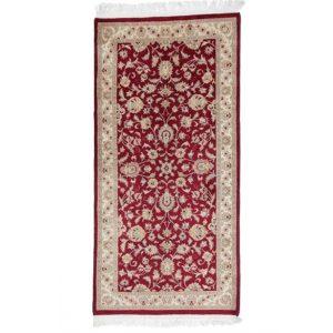 Kézi csomózású perzsa szőnyeg Isfahan 69x146 nappali szőnyeg