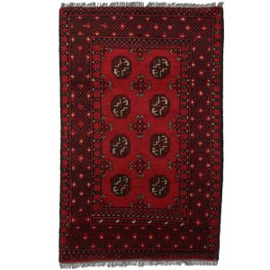 Gyapjú szőnyeg Aqchai 72 x 118 kézi csomózású szőnyeg