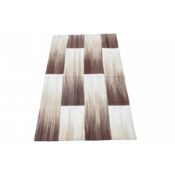 Rongyszőnyeg / kilim szőnyeg Mosaic 70 X 140  c1