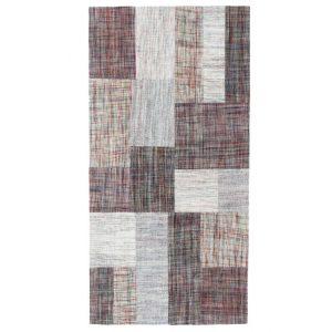 Rongyszőnyeg / kilim szőnyeg Mosaic 70x140 c3