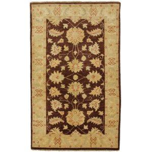 Ziegler gyapjú szőnyeg 90x147 kézi csomózású perzsa szőnyeg