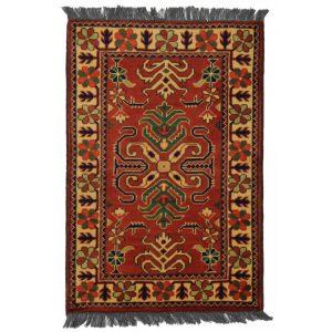 Gyapjú szőnyeg Kargai Caucasian 61x91 kézi csomózású nappali szőnyeg