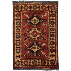 Gyapjú szőnyeg Caucasian Kargai 61x87 kézi csomózású nappali szőnyeg