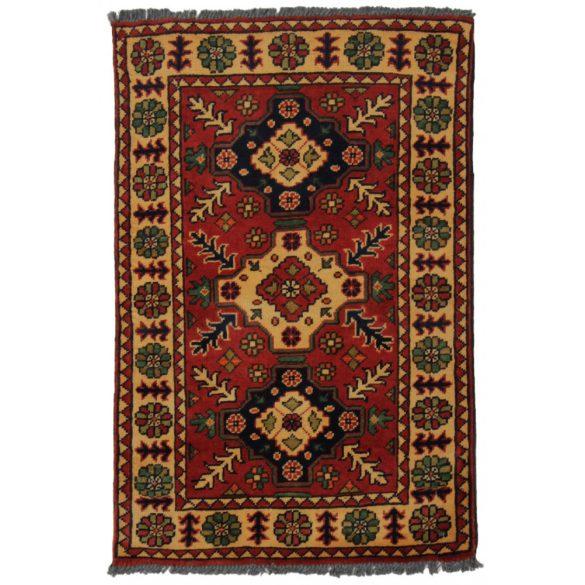 Gyapjú szőnyeg Kargai 60 X 91  kézi csomózású szőnyeg