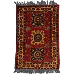 Gyapjú szőnyeg Kargai 61 X 96  kézi csomózású szőnyeg