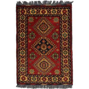 Gyapjú szőnyeg Caucasian Kargai 62x93 kézi csomózású nappali szőnyeg