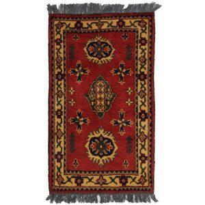 Gyapjú szőnyeg Caucasian Kargai 59x100 kézi csomózású nappali szőnyeg