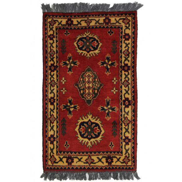 Gyapjú szőnyeg Caucasian Kargai 59 X 100  kézi csomózású szőnyeg