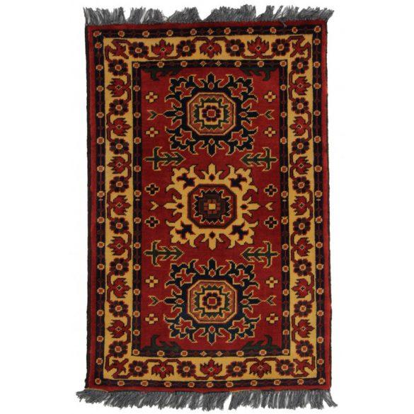 Gyapjú szőnyeg Caucasian Kargai 60 X 91  kézi csomózású szőnyeg
