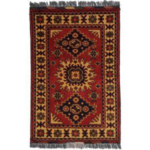 Gyapjú szőnyeg Kargai 59 X 90  kézi csomózású szőnyeg