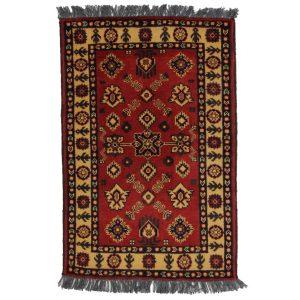 Gyapjú szőnyeg Kargai 61x94 kézi csomózású nappali szőnyeg