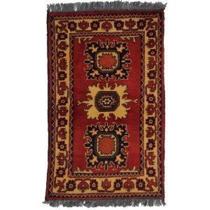 Gyapjú szőnyeg Caucasian Kargai 55x88 kézi csomózású nappali szőnyeg