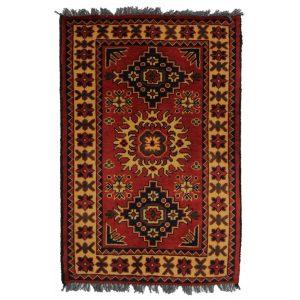Gyapjú szőnyeg Kargai 62x93 kézi csomózású nappali szőnyeg