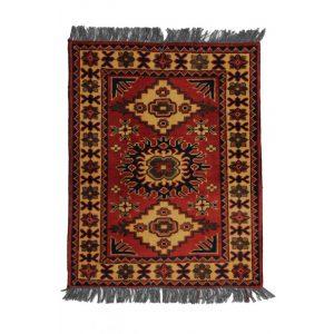 Gyapjú szőnyeg Caucasian Kargai 64x82 kézi csomózású nappali szőnyeg