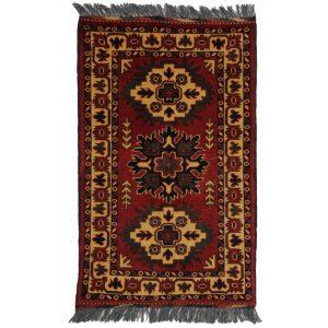 Gyapjú szőnyeg Kargai 60 X 96  kézi csomózású szőnyeg