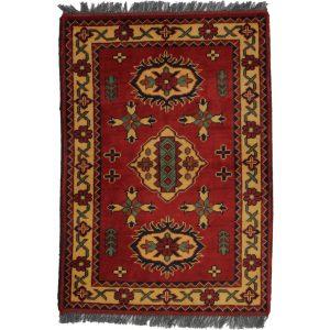 Gyapjú szőnyeg Caucasian Kargai 63 X 91  kézi csomózású szőnyeg