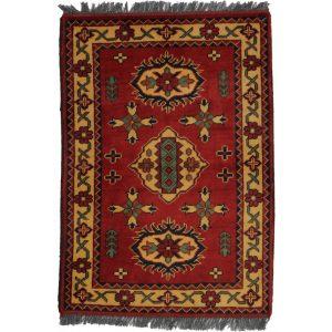 Gyapjú szőnyeg Caucasian Kargai 63x91 kézi csomózású nappali szőnyeg