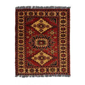 Gyapjú szőnyeg Caucasian Kargai 66x80 kézi csomózású nappali szőnyeg