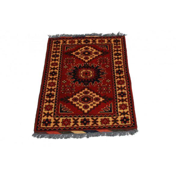 Gyapjú szőnyeg Caucasian Kargai 59 X 91  kézi csomózású szőnyeg