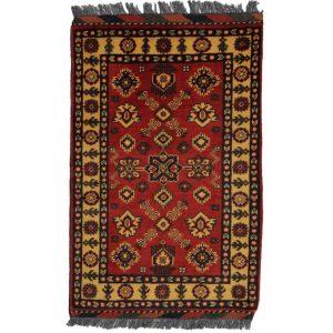 Gyapjú szőnyeg Caucasian Kargai 61x90 kézi csomózású nappali szőnyeg