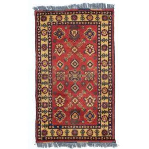 Gyapjú szőnyeg Caucasian 59 X 99  kézi csomózású szőnyeg