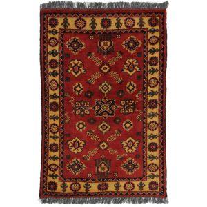 Gyapjú szőnyeg Caucasian Kargai 59x91 kézi csomózású nappali szőnyeg