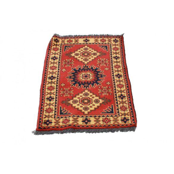 Gyapjú szőnyeg Caucasian 62 X 104  kézi csomózású szőnyeg