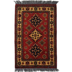 Gyapjú szőnyeg Caucasian Kargai 63 X 94  kézi csomózású szőnyeg