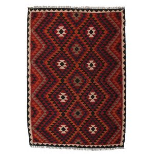 Rongyszőnyeg / kilim szőnyeg Maymana 205x291