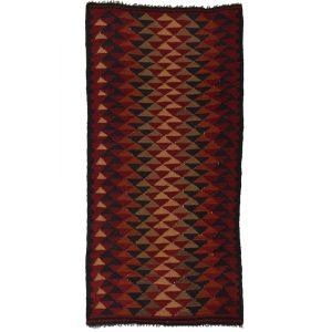 Rongyszőnyeg / kilim szőnyeg Maymana 94x191