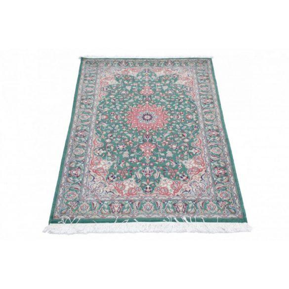 Perzsa szőnyeg Isfahan 90 X 157 kézi csomózású perzsa szőnyeg