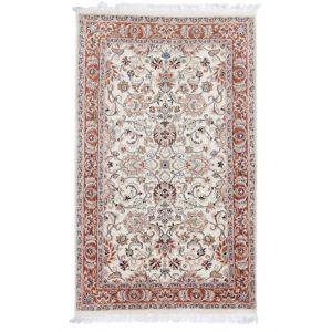 Kézi csomózású perzsa szőnyeg Isfahan 93x158 nappali szőnyeg